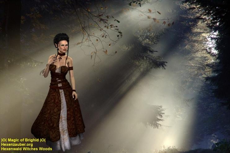 solstice rituals, sorcellerie