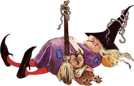 schlafende hexe