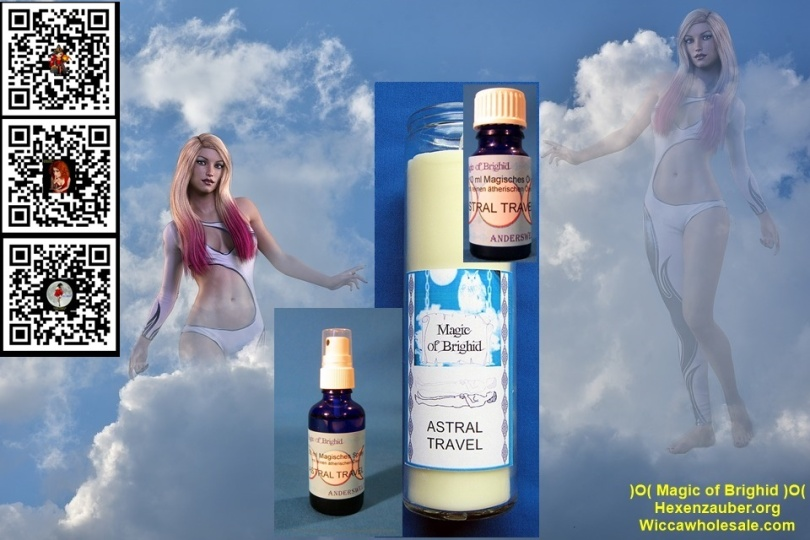 astral travel brighid